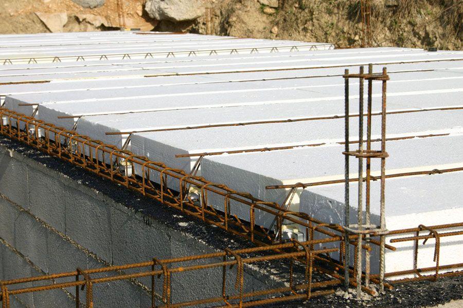 بلوک یونولیتی در ساختمانسازی
